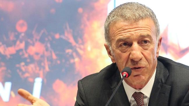 Ahmet Ağaoğlu'ndan hakem isyanı: Utanmaları lazım