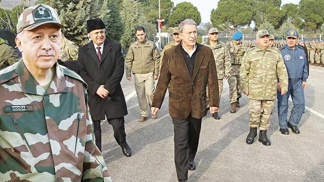 Afrin kahramanlarına yeni zafer hedefi