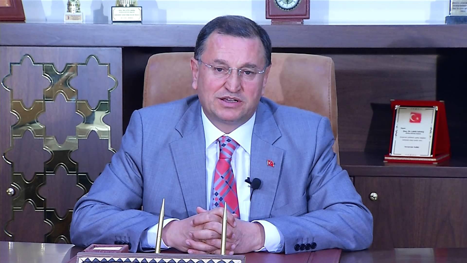 CHP'li Hatay Büyükşehir Belediye Başkanı Lütfi Savaş hakkında soruşturma başlatıldı