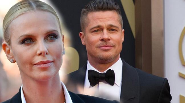 Brad Pitt yeni aşka yelken açtı