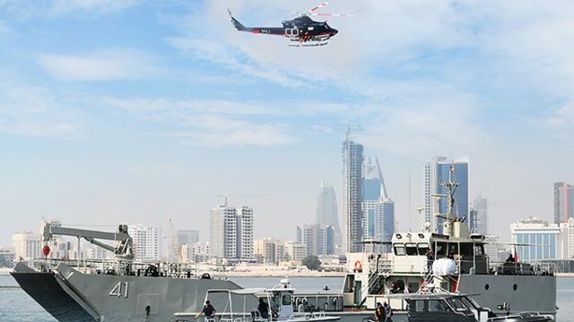 Mısır ve Bahreyn'den ortak askeri tatbikat