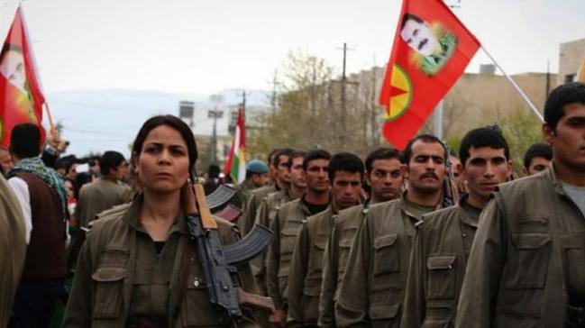 Teslim olan kadın terörist PKK'nın iç yüzünü anlattı: Örgütün genel olarak yaptığı ilk şey, katılanları dininden uzaklaştırmak olur