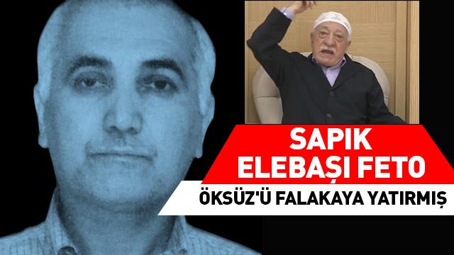 """""""FETÖ elebaşısı, Adil Öksüz'ü falakaya yatırdı"""""""