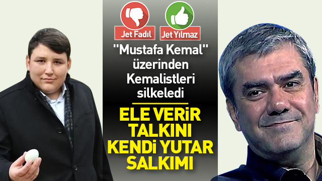 Özdil'den dolandırıcı Mehmet Aydın hakkında olay sözler