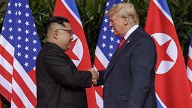 Trump, zirvede Kim'e nükleer silahlardan arındırma hususunda baskı yapacak