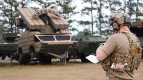 ABD ordusu, eğitim tatbikatı sırasında Rus sistemlerini kullanıyor