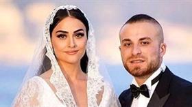 Esra Bilgiç'ten Gökhan Töre'ye kutlama