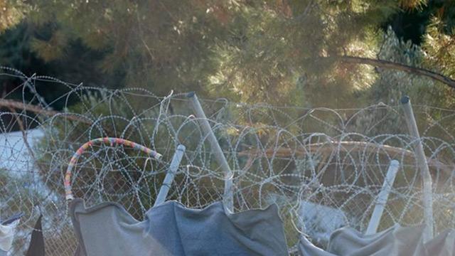 Yunanistan'da Türkiye sınırında fotoğraf çeken bir asker ve İngiliz gözaltına alındı