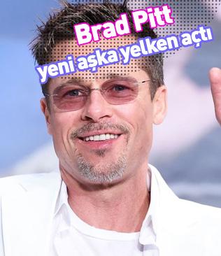 Brad Pitt ile Charlize Theron aşk yaşıyor