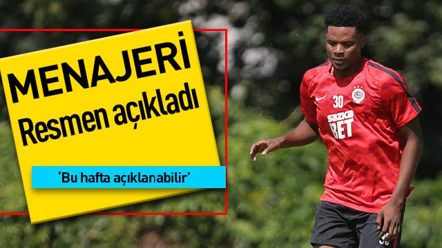 Benjamin Tetteh'in menajerinden Galatasaray açıklaması! 'Sparta Prag ile anlaşmak üzereler'