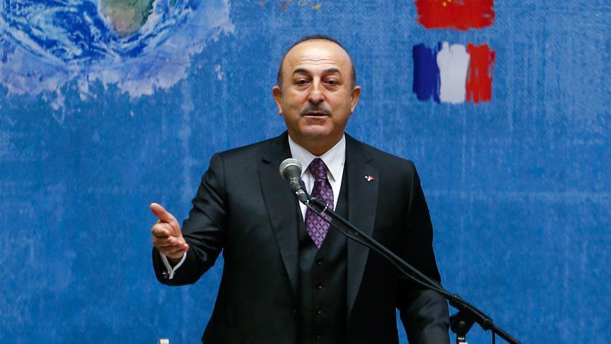 Dışişleri Bakanı Çavuşoğlu: Suriye'de herkesin bir ajandası var