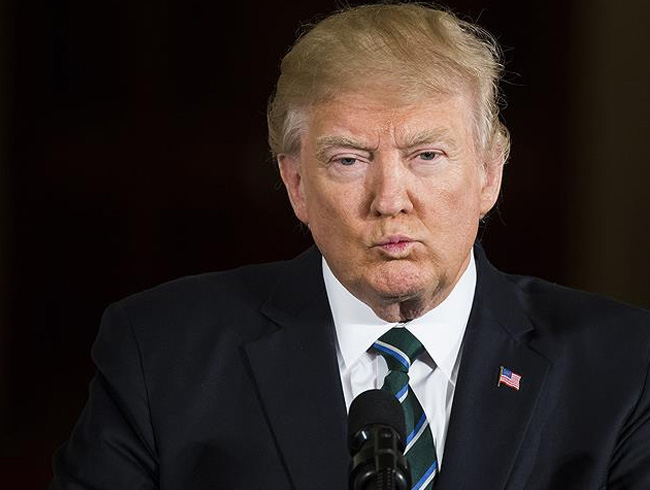 Adaylığını resmen açıkladı! Trump'a yeni rakip