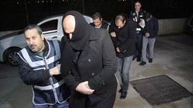 """Adana'daki """"joker"""" operasyonunda gözaltına alınan 29 şüpheli adliyeye sevk edildi"""