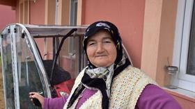 Kezban Teyze Almanya'da gördü köyüne kurdu