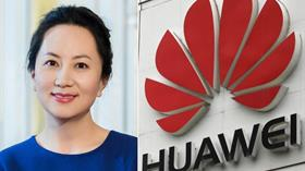 ABD, Huawei'nin tutuklanan CFO'su Wanzhou için resmi iade talebinde bulunacak