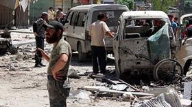 Suriye'de bombalı araç infilak etti