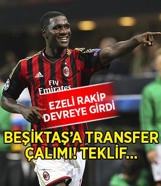 Fenerbahçe'den Zapata'ya 2.5 yıllık teklif