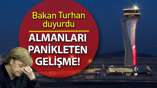 Ulaştırma Bakanı Turhan: Taşınma işlemleri devam ediyor, Mart'ta bitecek