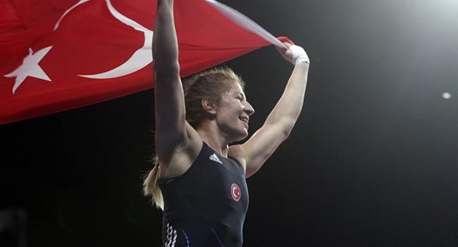 Yasemin Adar olimpiyat madalyasını hedefliyor