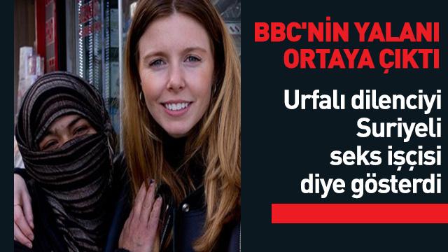BBC'nin İstanbul'daki yalan haberi