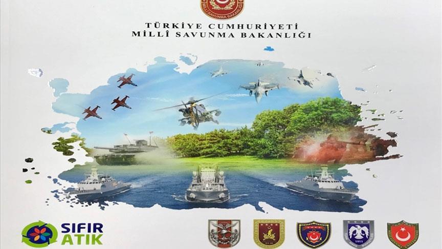 Milli Savunma Bakanlığı 'Sıfır Atık Projesi' için özel film hazırladı
