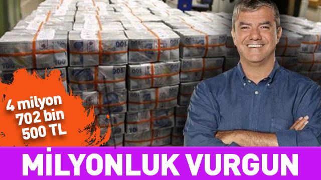 Yılmaz Özdil'den Atatürk istismarıyla milyonluk vurgun