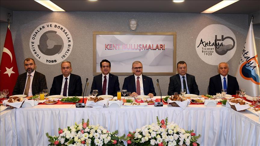 'Antalya için tarımda ve turizmde 2019 daha iyi olacak'