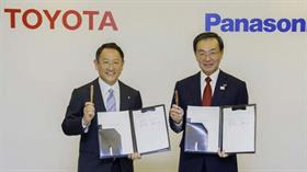 Toyota ve Panasonic, elektrikli otomobil pillerini ortak üretecek