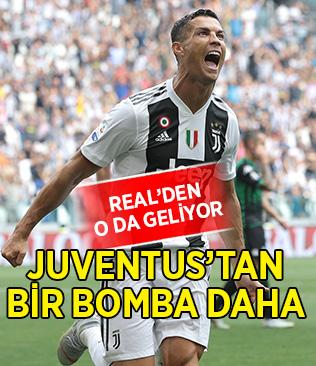 Juventus, Ronaldo'nun ardından Marcelo'yu da kadrosuna katıyor