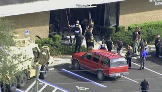 ABD'nin Florida eyaletinde bir bankaya silahlı saldırı düzenlendi! Çok sayıda kişi yaralandı