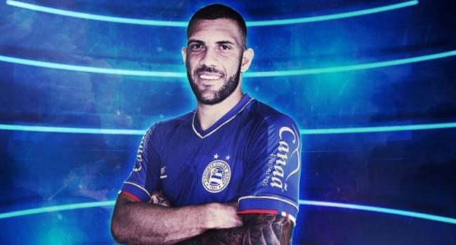 Fernandao eski takımı Bahia'ya transfer oldu