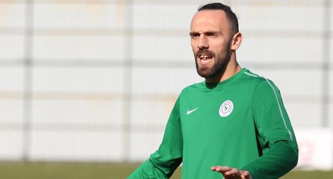 Vedat Muriqi'den Akhisarspor açıklaması! '6 puanlık maç'