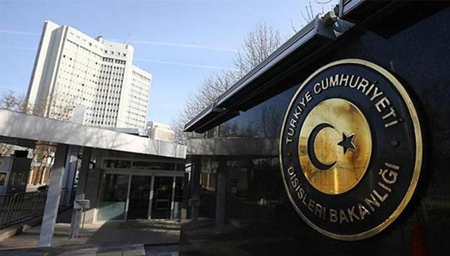 Dışişleri Bakanlığı:  Kerç Boğazı'nda yaşanan gemi kazasında 4 Türk mürettebat hayatını kaybetti
