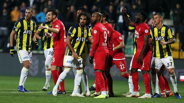 Fenerbahçe, Türkiye Kupası'nda Ümraniyespor'u konuk ediyor
