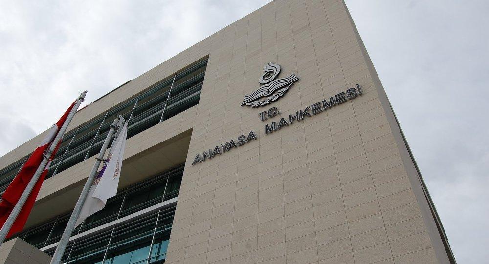 Anayasa Mahkemesi başkanlık seçiminde hiçbir üye gerekli çoğunluğu sağlayamadı