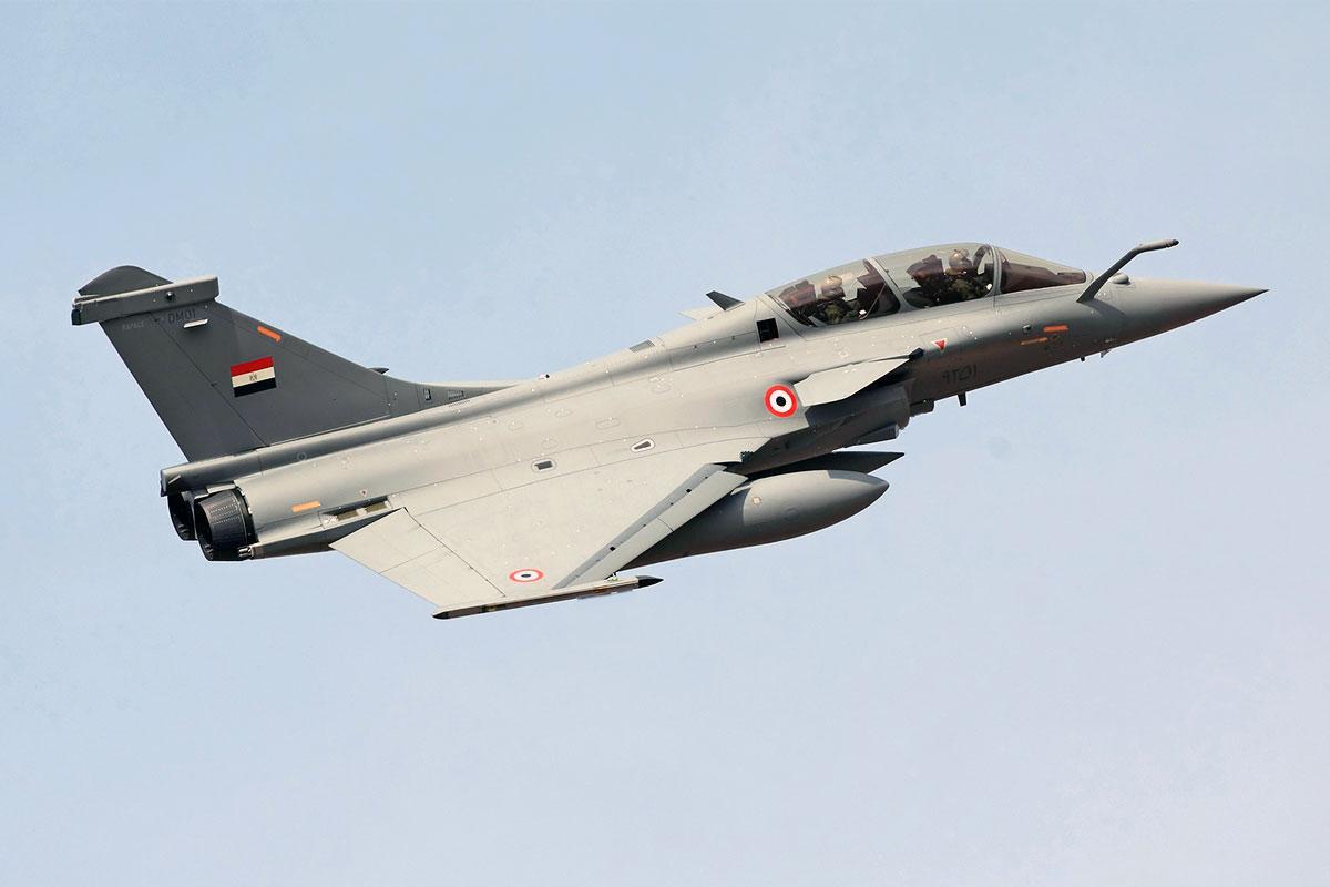 Mısır, Macron'dan 12 adet ek Rafale savaş uçağı sipariş edecek