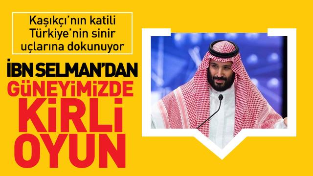 Suudi Veliaht Prens'ten Irak'a dikkat çeken teklif