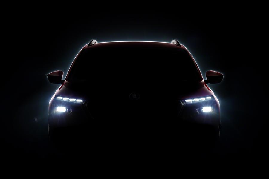 Skoda'nın SUV'unun ismi onaylandı