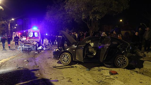 Trafik Magandası Dehşet Saçtı: 2 Ölü, 3 Yaralı ile ilgili görsel sonucu