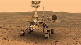 """NASA'nın Mars'a gönderdiği uzay aracı """"öldü"""""""