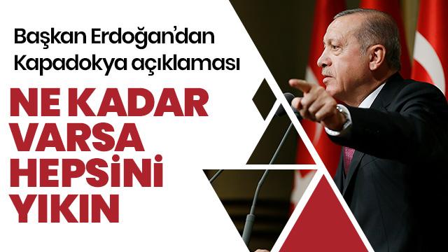 Başkan Erdoğan'dan Bursa'da önemli mesajlar