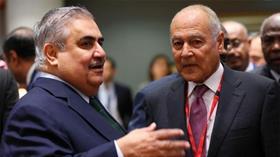 Bahreyn Dışişleri Bakanı Al Halife: İran tehdidiyle mücadele Filistin davasından daha önemli