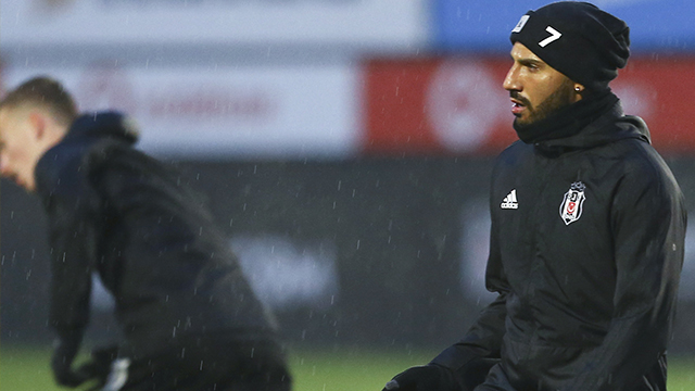 Quaresma: Şu anda buradayım, Beşiktaş'ın oyuncusuyum