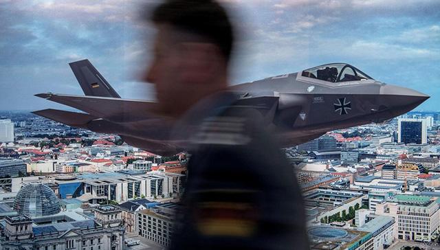 Alman ordusu, hükûmetin F-35 kararından rahatsız