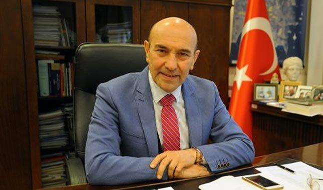 CHP'nin İzmir adayı Soyer, AK Parti'nin İzmir adayı Zeybekci'yi taklit etti