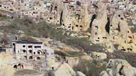 İYİ Parti-CHP adayının Kapadokya'da kaçak inşaatı çıktı