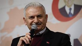 AK Parti İstanbul Büyükşehir Belediye Başkan Adayı Binali Yıldırım: İstanbul'da trafik sorununu çözerim