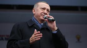 """Başkan Erdoğan, Çipras'la konuşmasını anlattı: Camiyi açıyoruz"""" dediler. Minaresi niye yok? kilise çan kulesi olmadan olur mu?"""""""