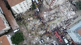 Kartal'da çöken binadaki ihmaller, bilirkişi raporunda