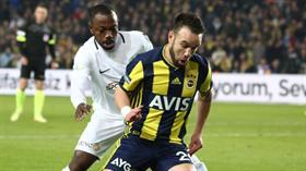 Fenerbahçe evinde Atiker Konyaspor ile 1-1 berabere kaldı